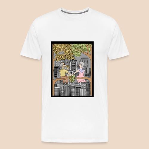 Philemon et Baucis - T-shirt Premium Homme