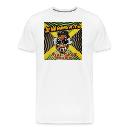 qui ska copie jpg - T-shirt Premium Homme