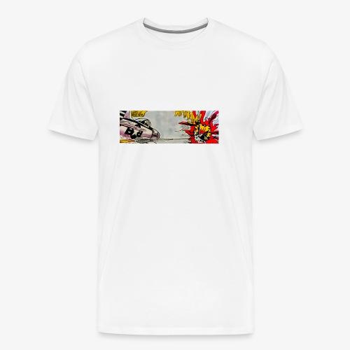 ATOX - Maglietta Premium da uomo
