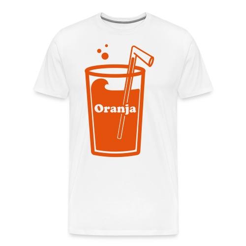 Oranja - Mannen Premium T-shirt