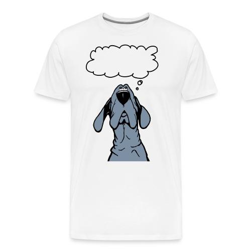 brunodaddy_love3 - Männer Premium T-Shirt