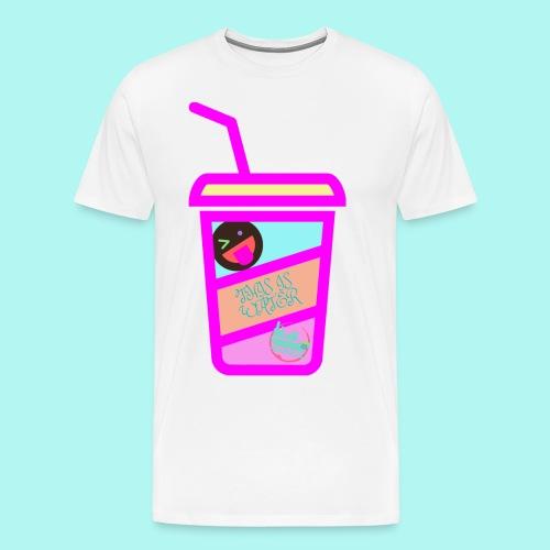 VASO DH - Camiseta premium hombre