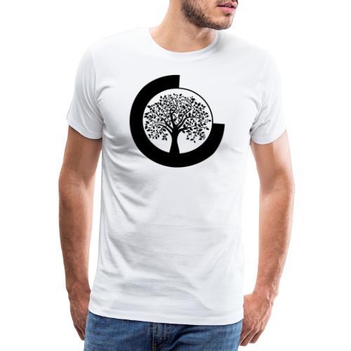 YANYOTBY Logo - Mannen Premium T-shirt