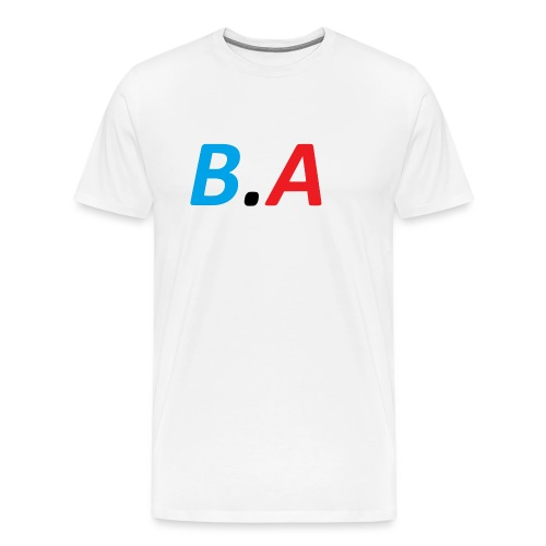 Officiele B.A merch - Mannen Premium T-shirt