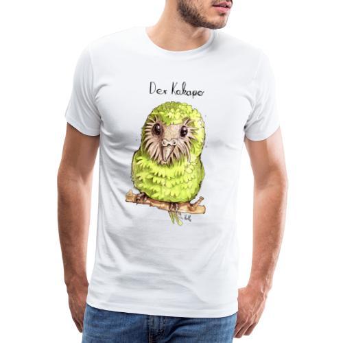 Kakapo - Männer Premium T-Shirt