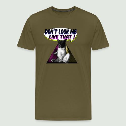 bouledogue français - T-shirt Premium Homme