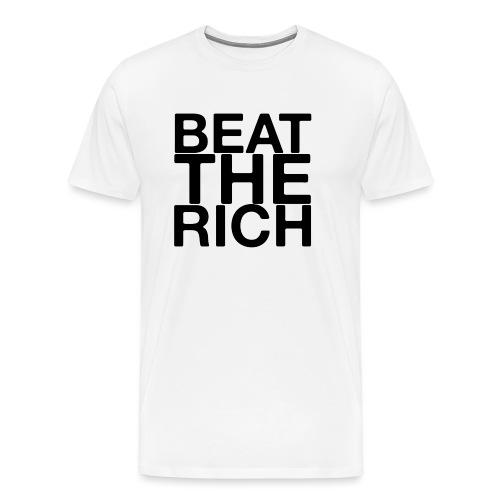 beat png - Männer Premium T-Shirt