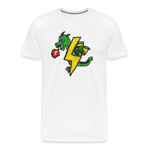 draak - Mannen Premium T-shirt