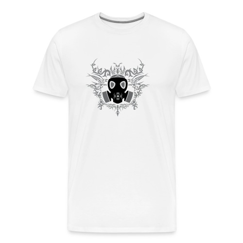 masque a gaz 04 - T-shirt Premium Homme