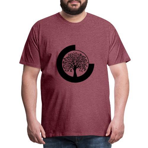 YANTOTBY Logo - Mannen Premium T-shirt