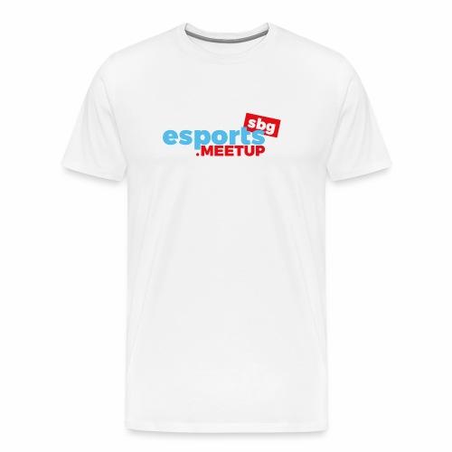 esports meetup sbg - Männer Premium T-Shirt
