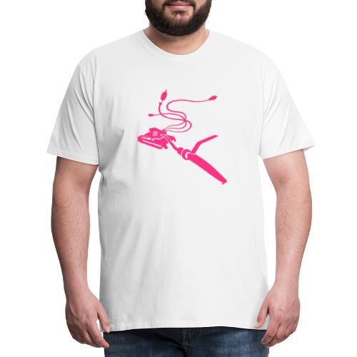 Vinyl-TankAssault - Männer Premium T-Shirt