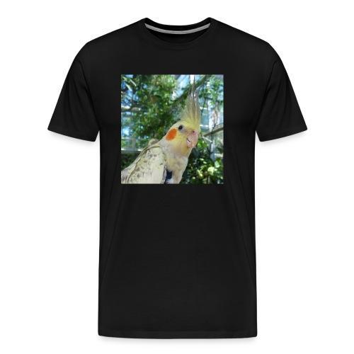 ninjanen - Miesten premium t-paita