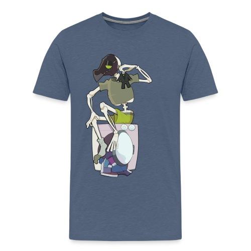 Shirk Laundry EP Shirt - Womens - Men's Premium T-Shirt