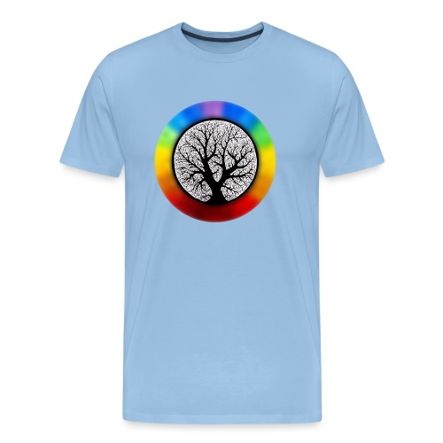 tree of life png - Mannen Premium T-shirt