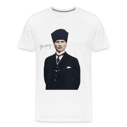 Export Assistent 1tds png - Männer Premium T-Shirt