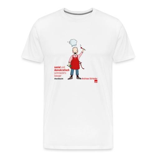 #andikocht - Männer Premium T-Shirt