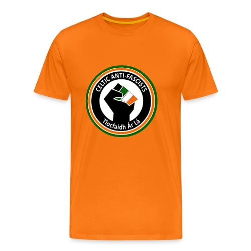 celtantifa copy - Men's Premium T-Shirt