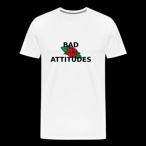 attitudes - Männer Premium T-Shirt