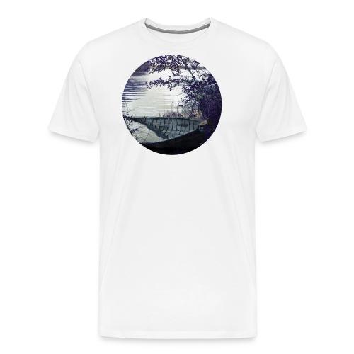 Lahti Lake - Men's Premium T-Shirt