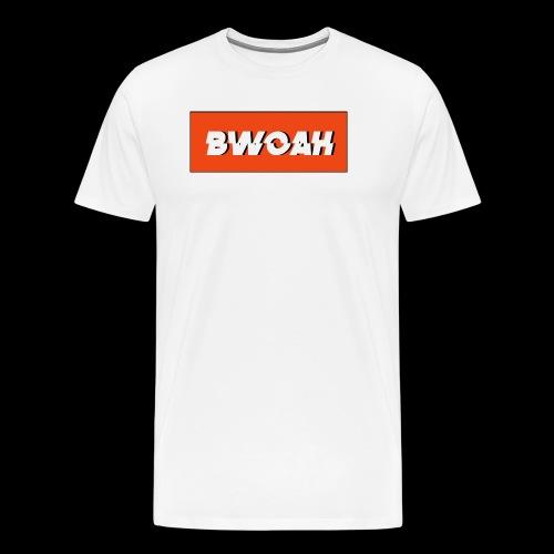 BWOAAH - Men's Premium T-Shirt