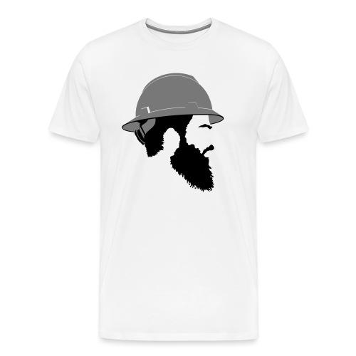 Brent - Herre premium T-shirt