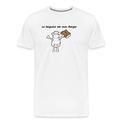 mout1 - T-shirt Premium Homme