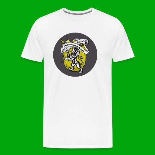 AS-2016-rund-transpa - Männer Premium T-Shirt