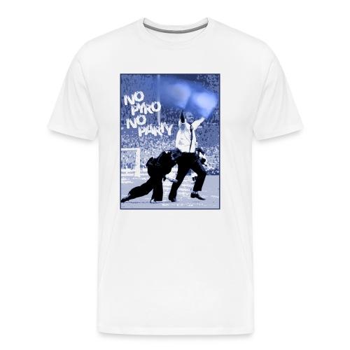 no_pyro_no_party - Men's Premium T-Shirt