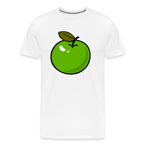 appel_d - Mannen Premium T-shirt