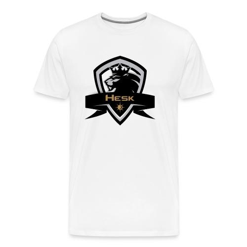 lakingsnewslogo1 png - Männer Premium T-Shirt