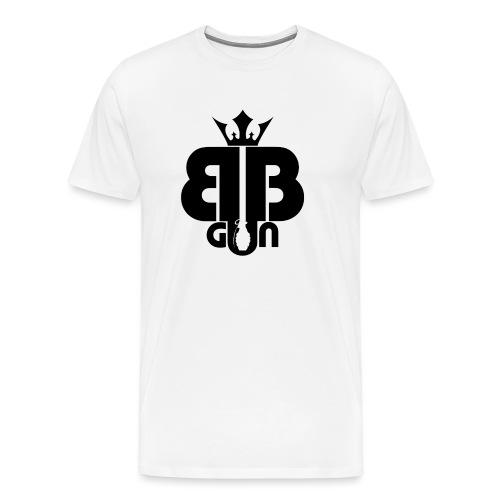 BB GUN noir - T-shirt Premium Homme
