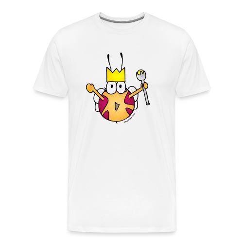 Bienenkönigin - Männer Premium T-Shirt