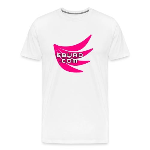 EBURD LOGO GROSS - Männer Premium T-Shirt