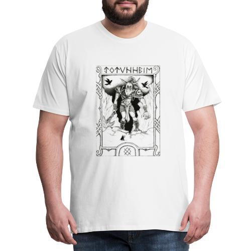 Jotunheimr - T-shirt Premium Homme
