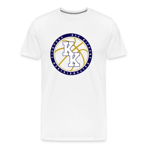 BSG Varsity_White - Männer Premium T-Shirt