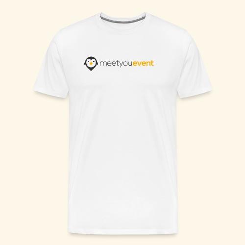 Meetyouevent - T-shirt Premium Homme
