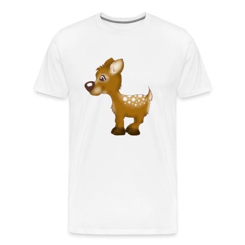 Kira Kitzi - Männer Premium T-Shirt
