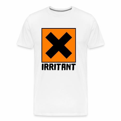 IRRITANT - Maglietta Premium da uomo