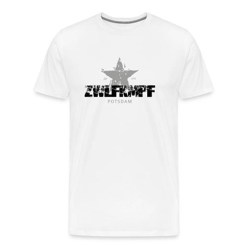 ZWLFKMPF Skate light - Männer Premium T-Shirt