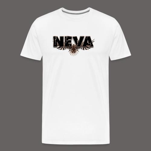 Neva Logo 2019 - T-shirt Premium Homme