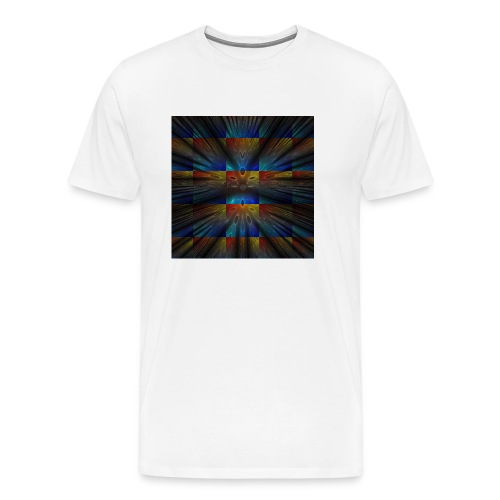 Colouradio - Männer Premium T-Shirt