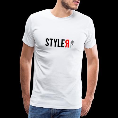 STYLERSHIRT - T-shirt Premium Homme
