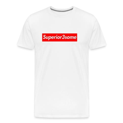 Whats Up B - Men's Premium T-Shirt
