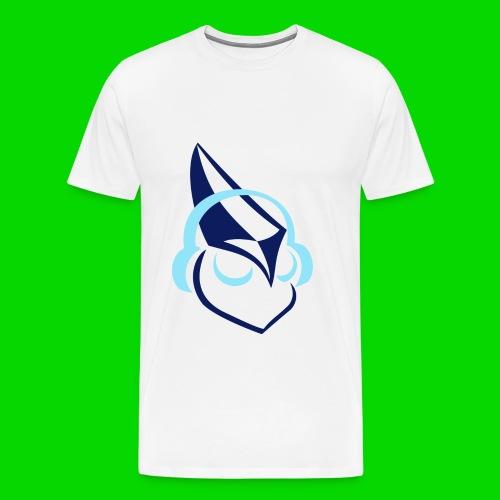 Headset Whale - Men's Premium T-Shirt