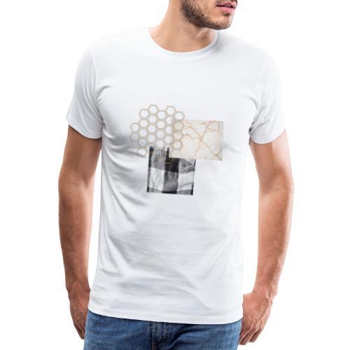 lapp tacke - Premium-T-shirt herr