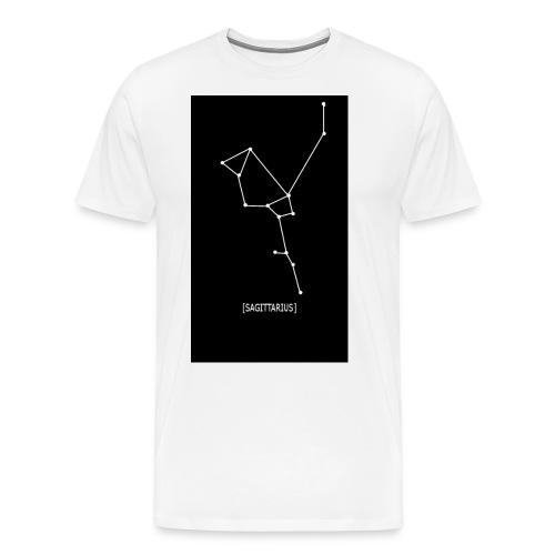 SAGITTARIUS EDIT - Men's Premium T-Shirt