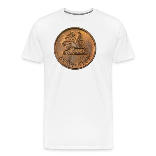 Lion of Judah - Männer Premium T-Shirt