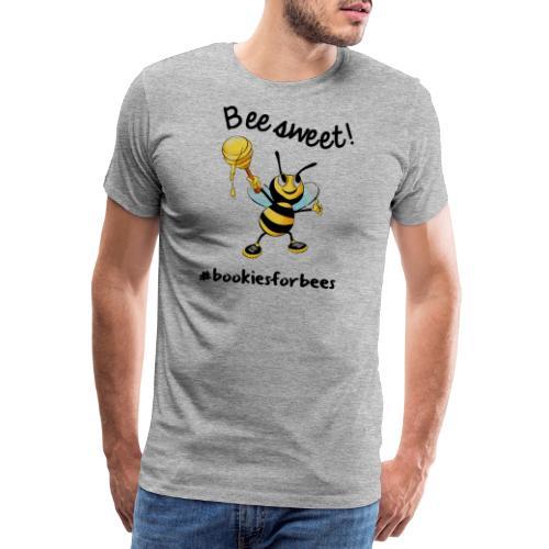 Bees7-1 Bienen sind süß | save the bees - Men's Premium T-Shirt