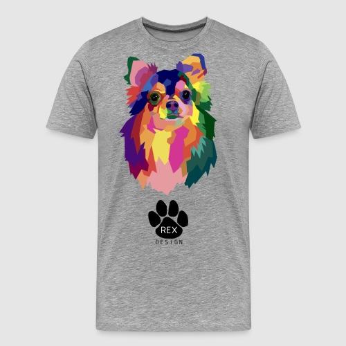 Oh Chihuahua - Men's Premium T-Shirt